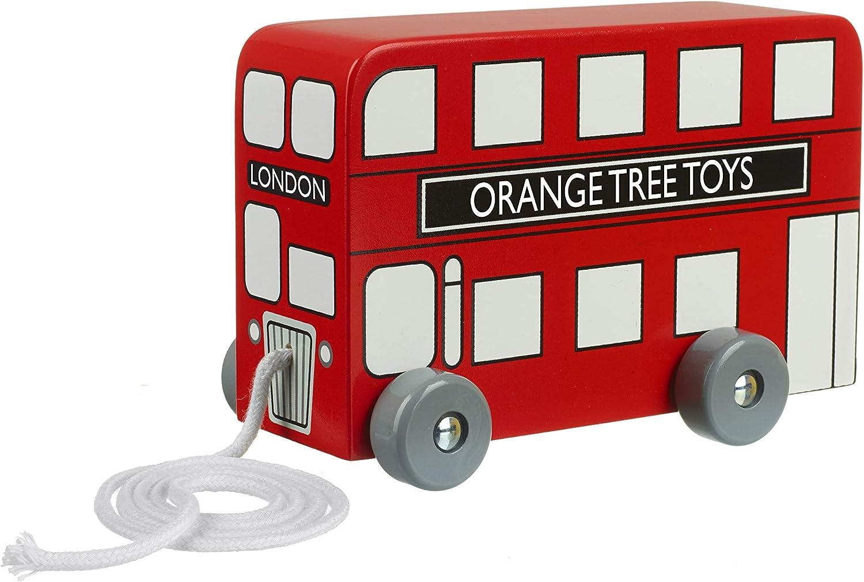 Orange Tree Toys Autob/ús de Londres