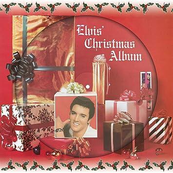 Elvis Presley Elvis Christmas Album.Elvis Christmas Album Analog