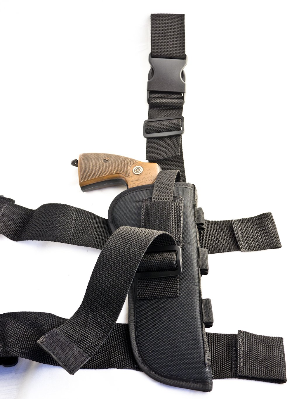 outbags ob-10tac Nylon Tactical gota pierna pistolera para Colt ...