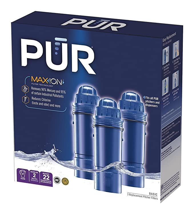 Review PUR Water Filters Provide