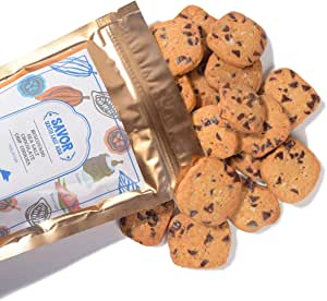 Sea Salt Chocolate Chip Cookies (120g)