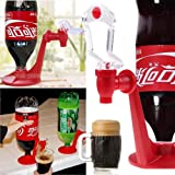 Portable Party Soda Fizz Saver Dispenser Bottle Drinking Water Dispense Gadget Machine
