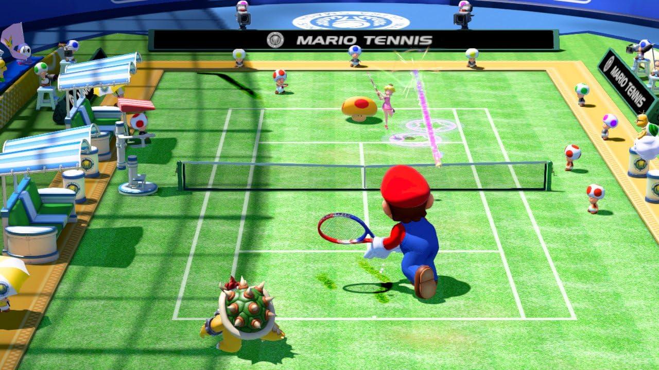 Mario Tennis: Ultra Smash [Importación Alemana]: Amazon.es: Videojuegos