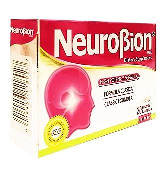 Neurobion Multivitamin 20 units - Multivitaminico (Pack of 1)