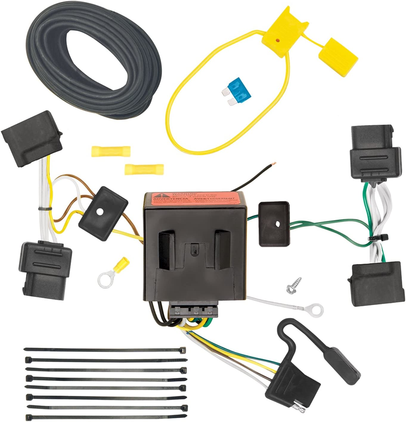 Ford Trailer Wiring Diagram For 2008