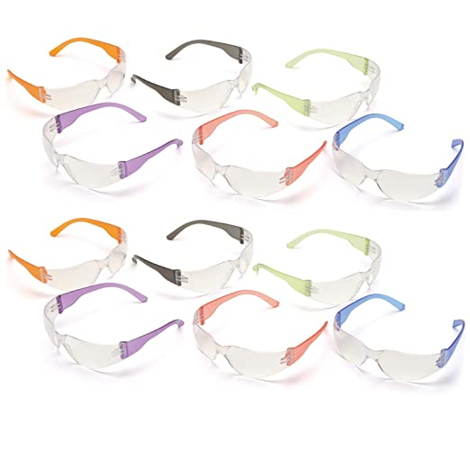 BH/_ BL/_ Eye Protection Safety Glasses Goggles Kid Nerf Gun Outdoor Shooting Game