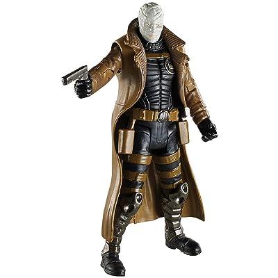 "DC Comics Multiverse 4"" Hush Action Figure: Toys & Games"