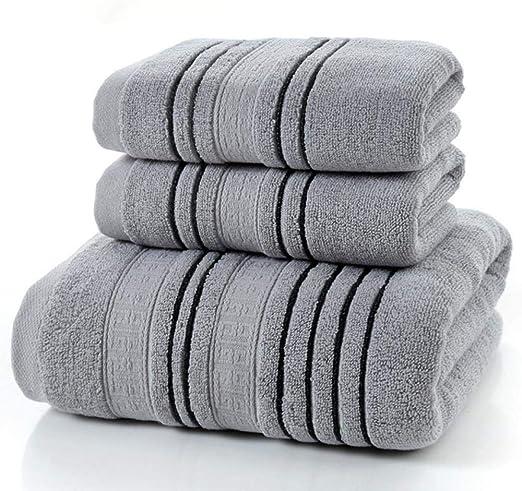 CBVG Toalla Toalla de Ducha de baño de algodón Toallas de Cara ...