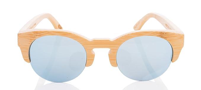 WOODYS Hiroto 0, 33 - gafas de sol, unisex, marrón, talla 48 ...