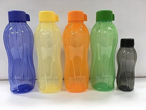 Tupperware Botellas de Agua de 1 litro, Juego de 4 ...