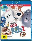 The Secret Life of Pets 2 [2 Disc] (Blu-ray 3D + Blu-ray)