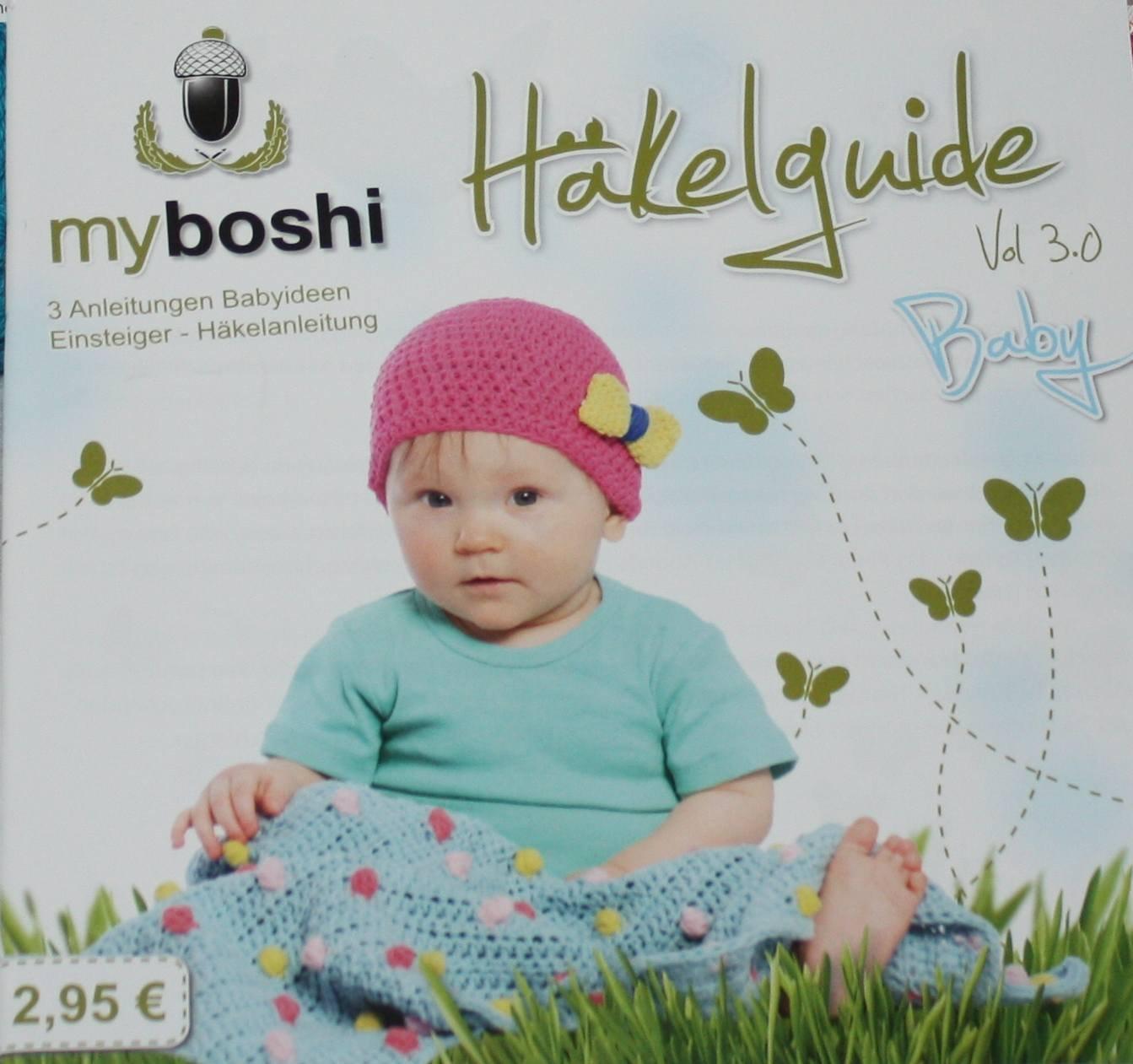 myboshi kleiner Häkelguide Baby: Amazon.de: Küche & Haushalt