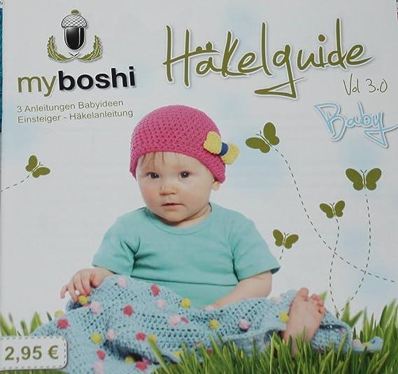 Myboshi Baby Livre Pour Débuter Le Crochet Spécial Bébé Amazonfr