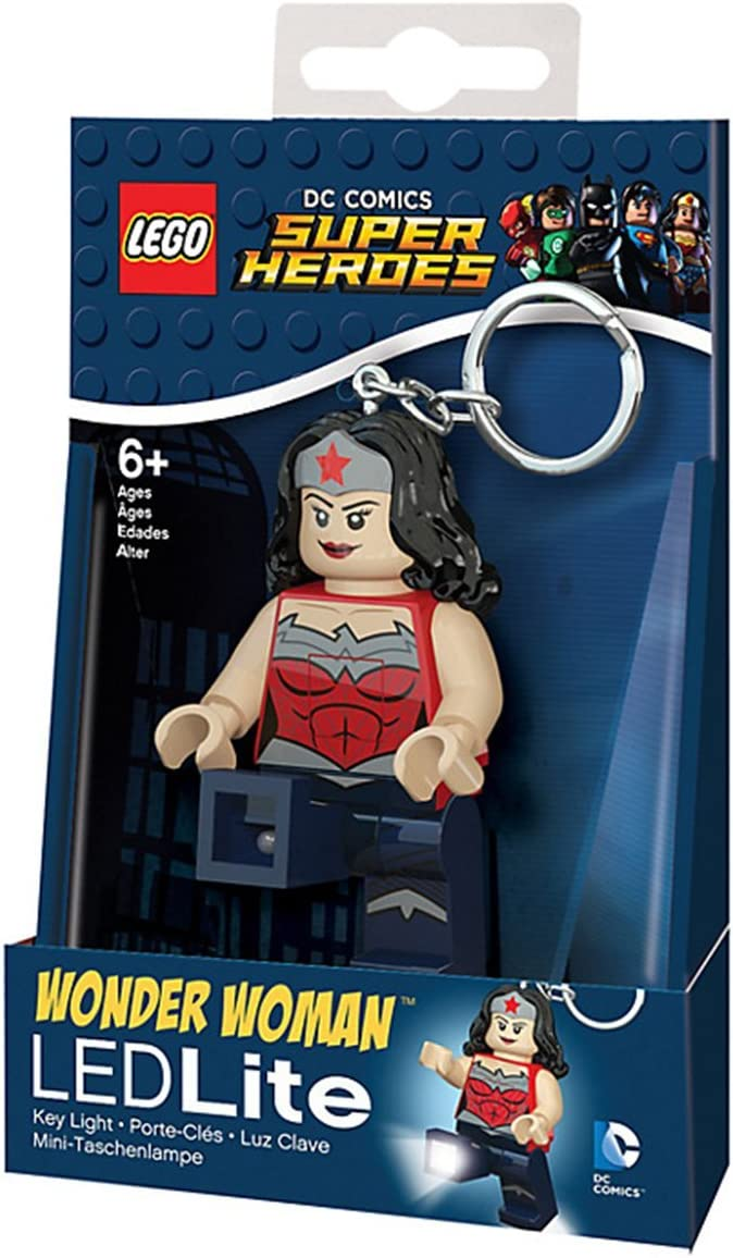 LEGO DC Universe Wonder Woman Key Light
