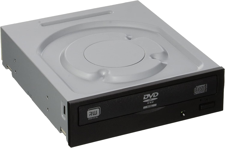 Amazon.co.jp: Lite-On IHAS124 optical disc drive Internal Black ...
