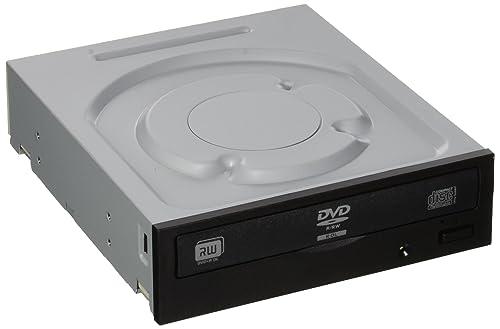 LiteOn IHAS124-14 24x SATA Internal DVD-RW - Grey/Black