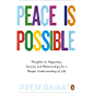 Peace Is Possible: Thoughts on happiness, success and relationships for a deeper understanding of life (English Edition)