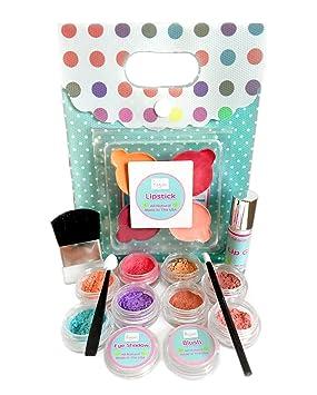 Young Girls Makeup Kit - All Natural, Certified Organic Kids Makeup