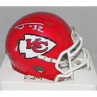 $169 » Tyrann Mathieu Signed Mini Helmet - Speed - JSA Certified - Autographed NFL Mini Helmets
