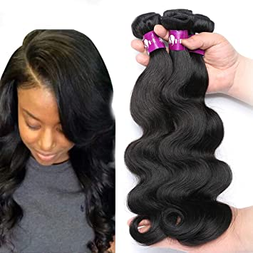 Amazon.com   Brazilian Hair 3 Bundles cfb3d463d