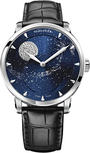 Agelocer Men's Moon Phases 6404A1