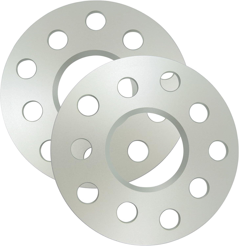 SilverLine by RSC Spurverbreiterung 10mm Achse// 5mm Seite LK 5x112 57,1-20610205/_4251535806759