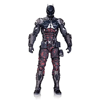 DC Collectibles Batman: Arkham Knight: Arkham Knight Action Figure(Discontinued by manufacturer): Toys & Games [5Bkhe2005823]