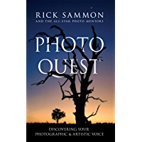 Photo Quest: Discovering Your Photographic & Artistic Voice book cover