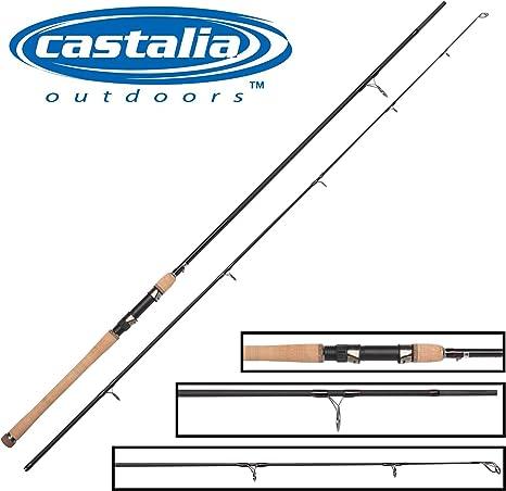 Castalia Spin Pro 270 cm 20 – 75 G – Caña de spinning para pesca ...