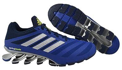 new concept da70e 11db8 ... laufschuhe 7b5f4 cdf9c  official adidas springblade ignite men blue  grey gr. 42 21ce0 f9fa3