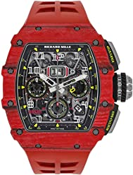Richard Mille RM 011 Automatic-self-Wind Male Watch RM11-03 (Certified