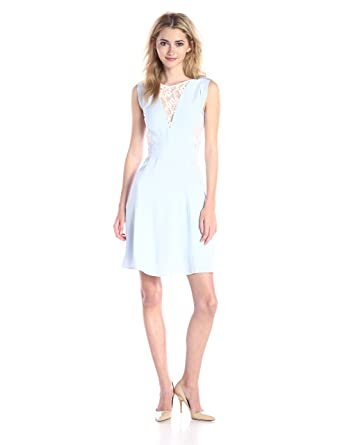 French connection white lace dress