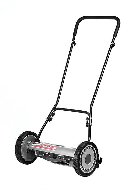 manual lawn mower reviews 2012