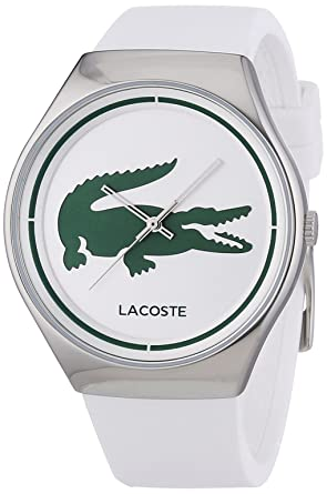 Lacoste 2000847 Ladies Green and White Valencia Watch