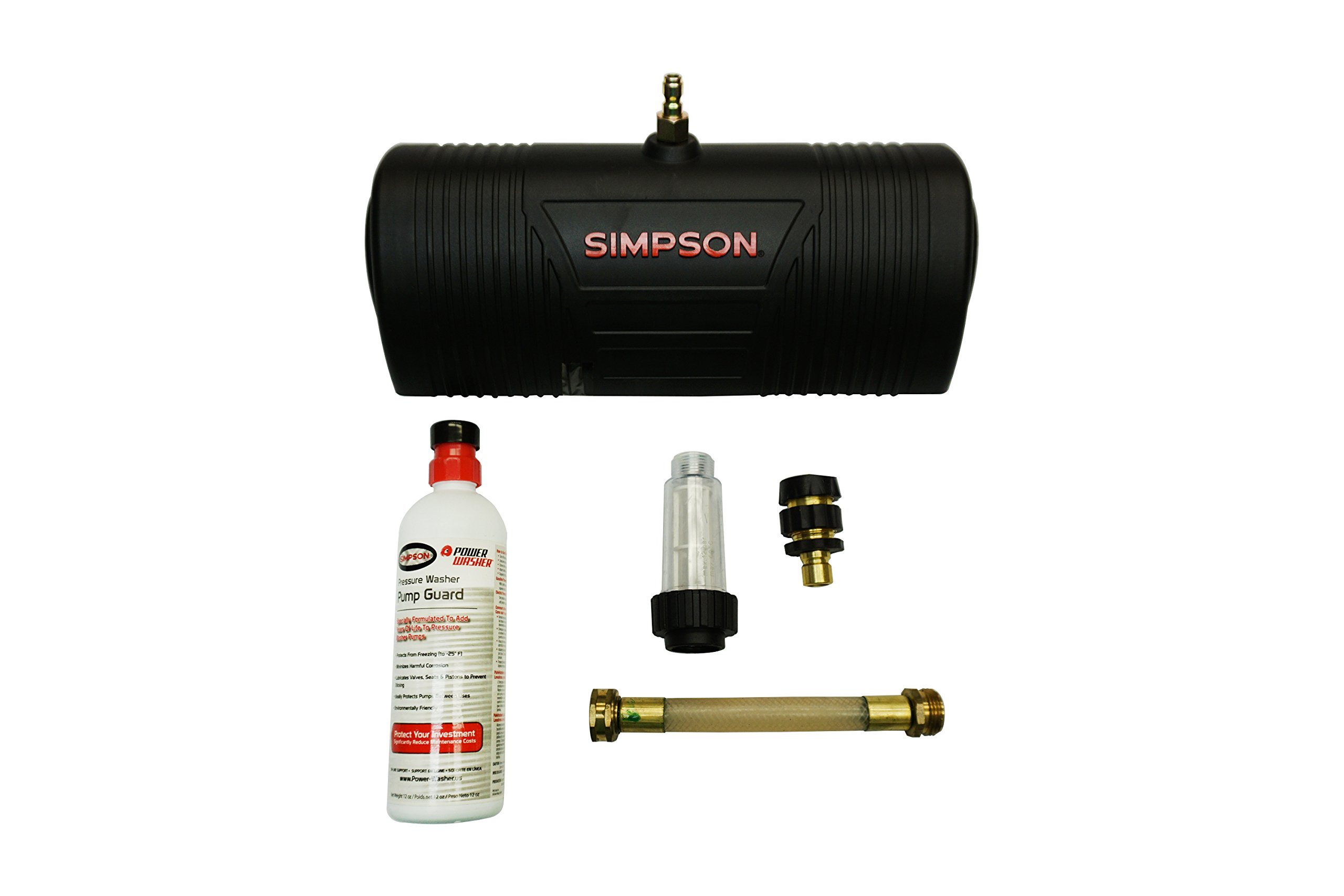 SIMPSON Cleaning 80132 Gas Pressure Washer Accessory Kit