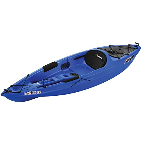 Sun Dolphin Bali SS 10-Foot Kayak review