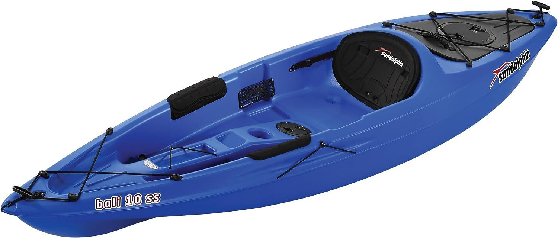 Best fishing kayak: SUNDOLPHIN Bali SS 10-Foot Sit-on top Kayak