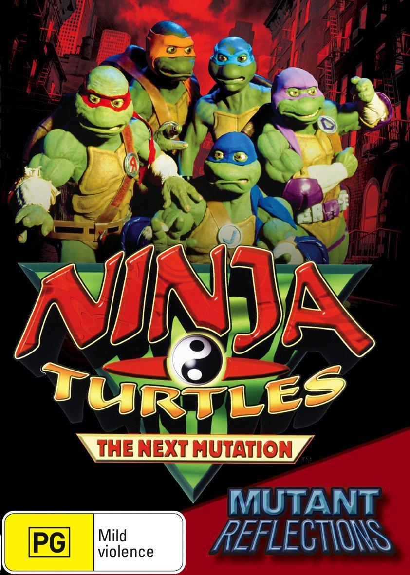 Amazon.com: Ninja Turtles The Next Mutation Mutant ...