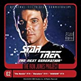 Star Trek: The Next Generation, 2: The Battle/Datalore/11001001