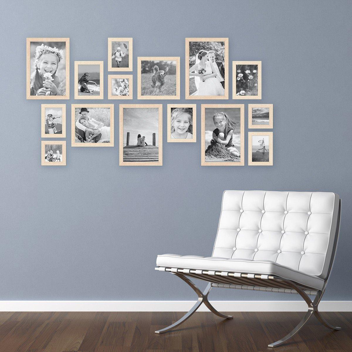 Fein Rahmen Collage Set Fotos - Benutzerdefinierte Bilderrahmen ...