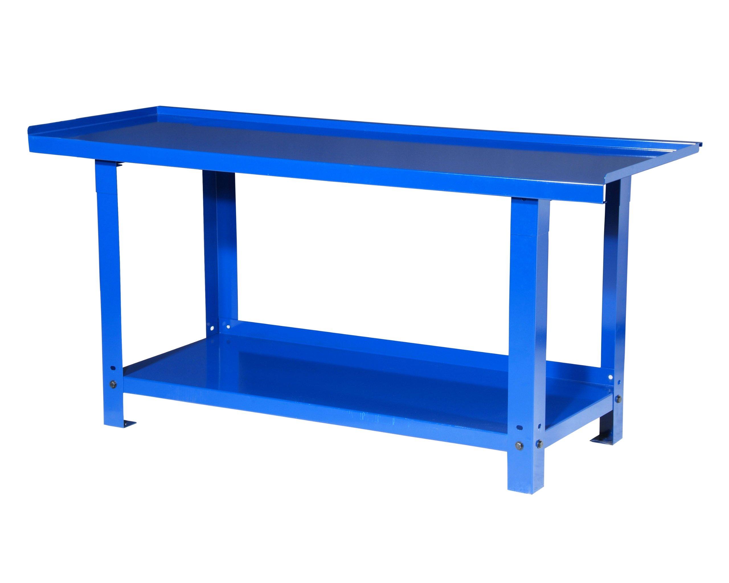 SPG-INTERNATIONAL LTEE METAL WORK BENCH - BLUE