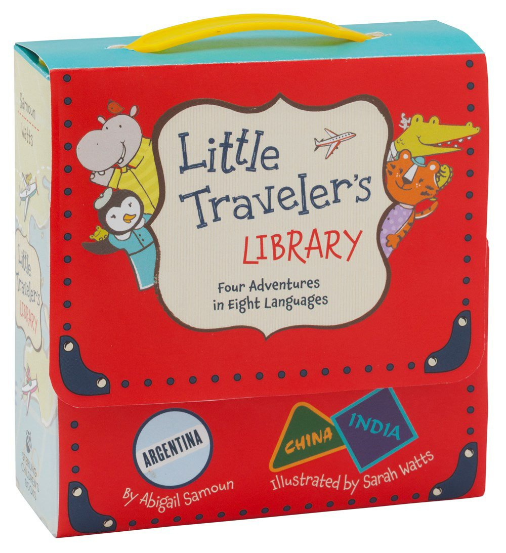Read Online Little Traveler's Library: Four Adventures in Eight Languages (Little Traveler Series) ebook