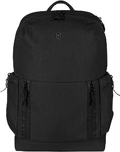 Victorinox Altmont Classic Deluxe Laptop Backpack with Bottle Opener, Black, 18.9-inch