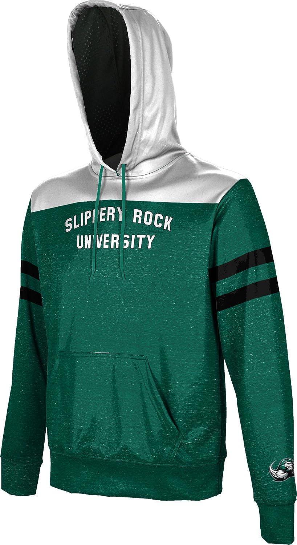 Game Time School Spirit Sweatshirt Slippery Rock University Mens Pullover Hoodie
