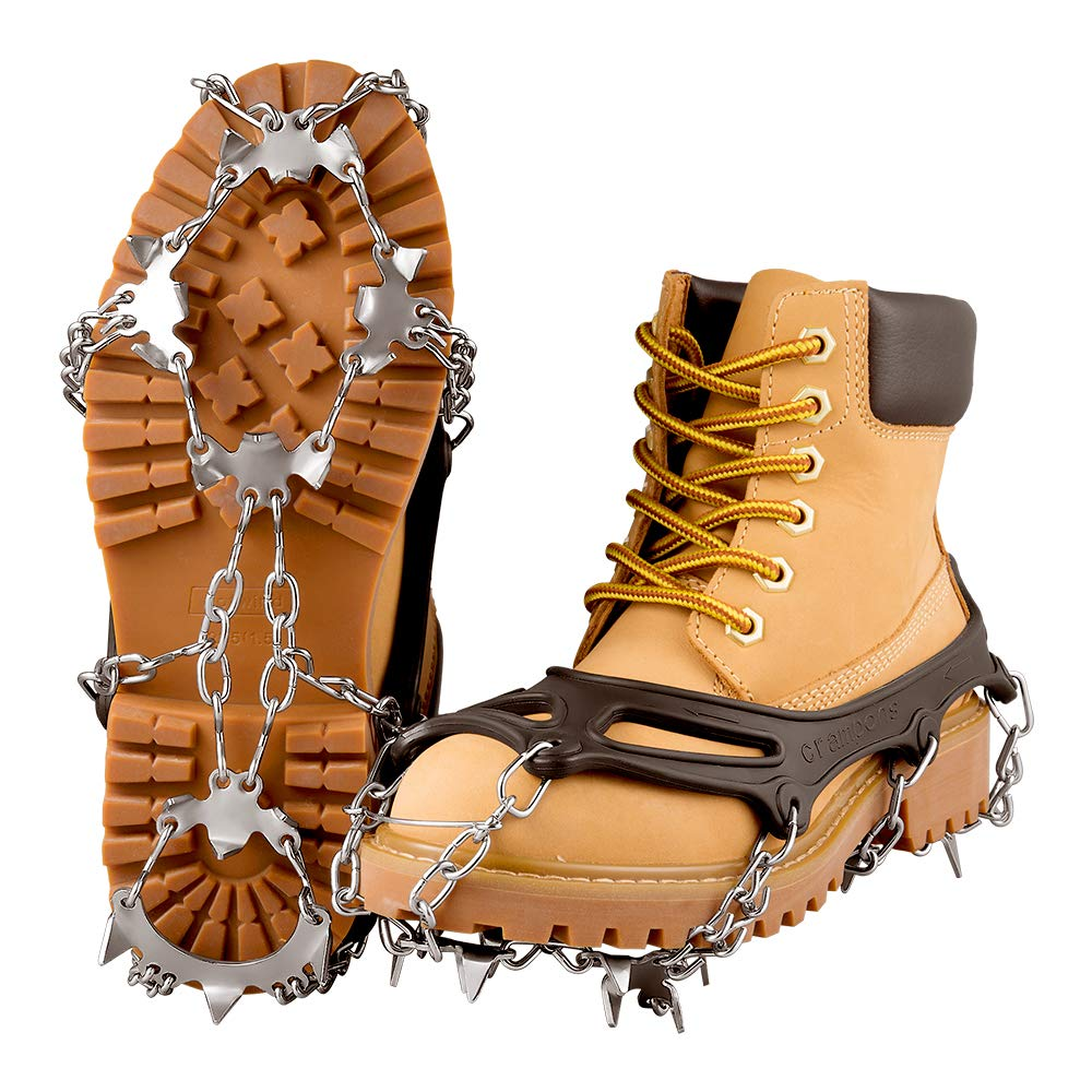7be5bb6d174 Best Rated in Shoe Ice & Snow Grips & Helpful Customer Reviews ...