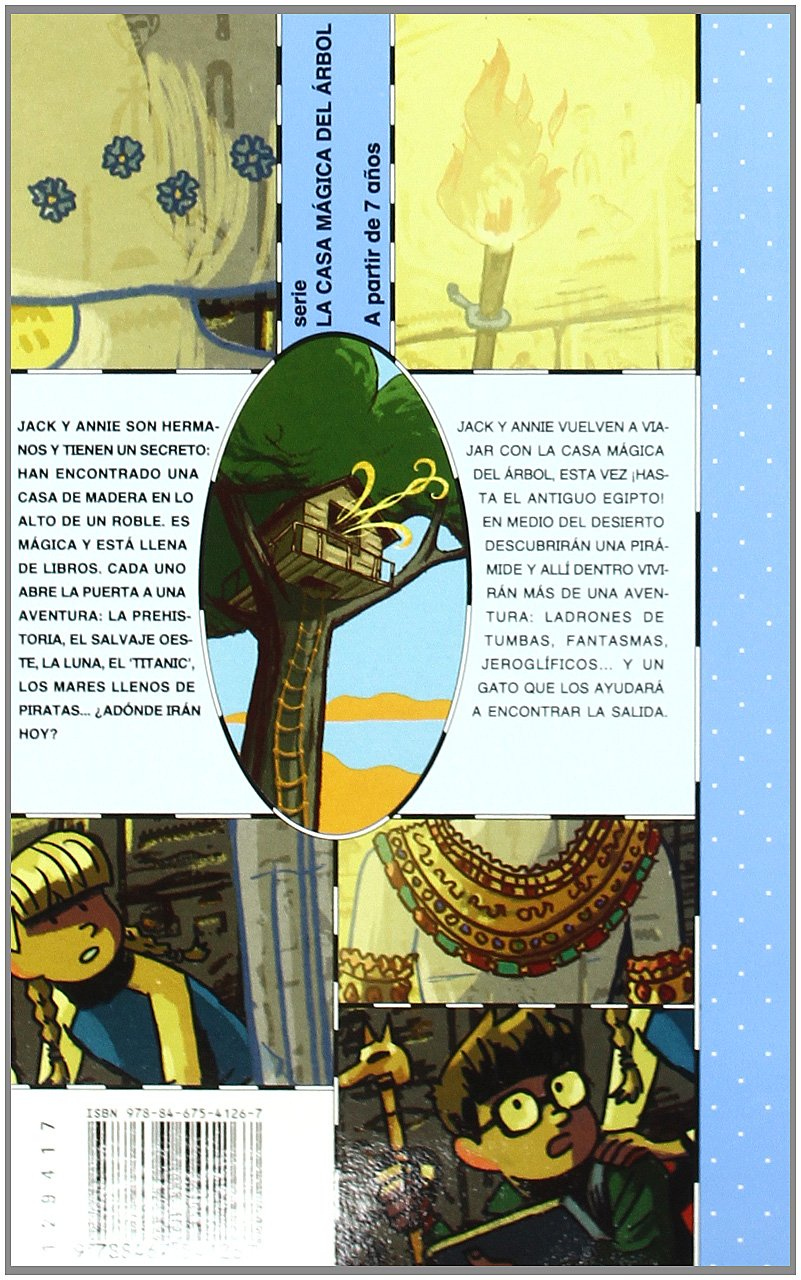 El secreto de la momia / Mummies in the Morning (El Barco De Vapor: La Casa Magica Del Arbol / The Steamboat: Magic Tree House) (Spanish Edition): Mary Pope ...