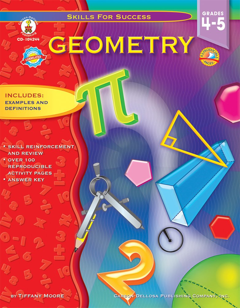 Geometry, Grades 4 - 5 (Skills for Success)