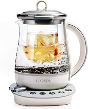Buydeem 1.5 L Health-Care Beverage Tea Maker