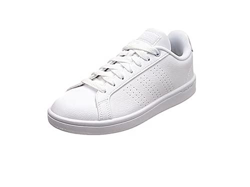 5bef02447e adidas Women s Cloudfoam Advantage Low-Top Sneakers  Amazon.co.uk ...