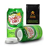 Canada Dry Ginger Ale Diversion Safe Stash Can 12